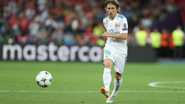 Luka Modrić, Real Madrid