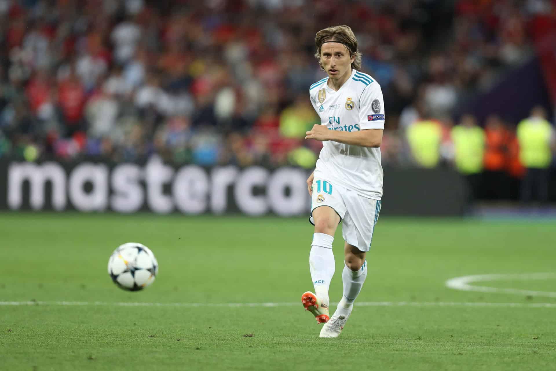 Luka Modrić, Real Madrid