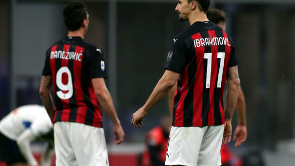 Mario Mandžukić i Zlatan Ibrahimović